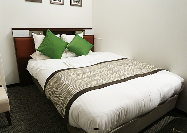โดนใจไปญี่ปุ่น >> HOTEL MYSTAYS Shin Osaka Conference Center, Osaka , Japan