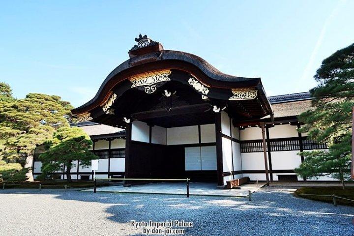 โดนใจไปญี่ปุ่น >> พระราชวังหลวงเกียวโต – The Kyoto Imperial Palace ,เกียวโต,ญี่ปุ่น