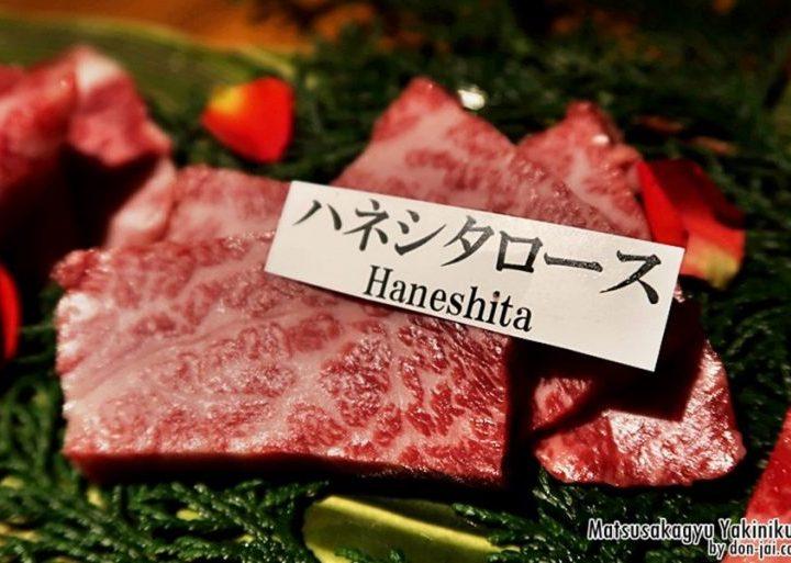 โดนใจไปญี่ปุ่น >> Matsusakagyu Yakiniku M กินปิ้งย่างเนื้อแบบสุดเปรมที่โอซาก้า