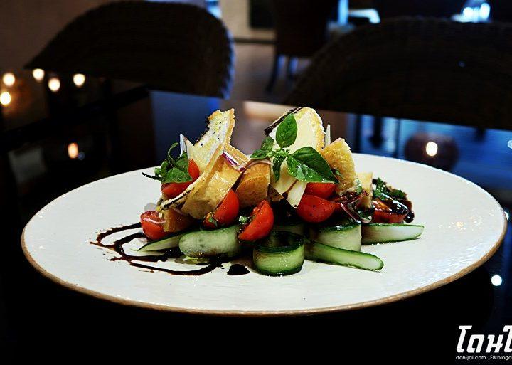 รีวิวโดนใจ >> Favola - Dinner สุดหรูกับห้องอาหารอิตาเลี่ยนของโรงแรม Le Meridien Suvarnabhumi