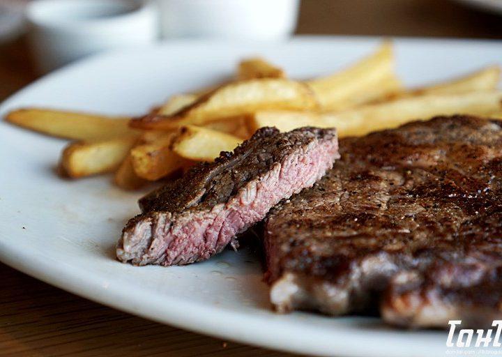รีวิวโดนใจ >> Outback Steakhouse ร้านสเต็กใจกลางเมืองที่ Siam Discovery