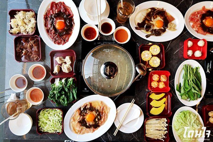รีวิวโดนใจ >> เฉิงฟู่ อร่อยกับสุกี้โบราณ กับเมนูหมักสุดนุ่มและน้ำจิ้มสูตรพิเศษที่อุดมสุข 16 สุขุมวิท 103