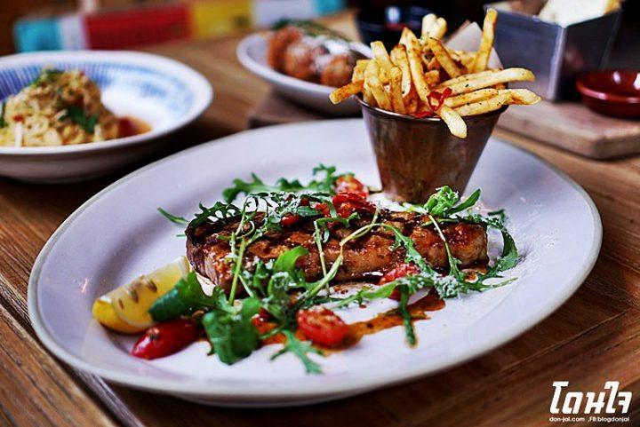 รีวิวโดนใจ >> Jamie's Italian Bangkok ร้านอาหารอิตาเลี่ยนของเชฟชื่อดังที่ Siam Discovery
